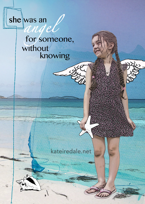 She Was An Angel
