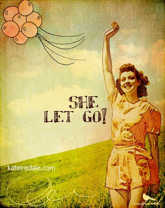 She Let Go