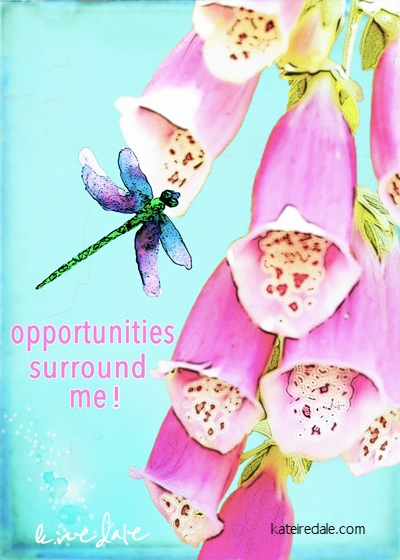 Opportunities Surround Me