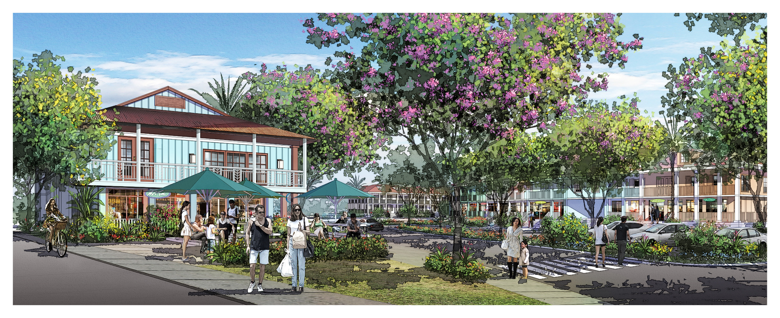 New Homes Central Maui - Waikapu Country Town