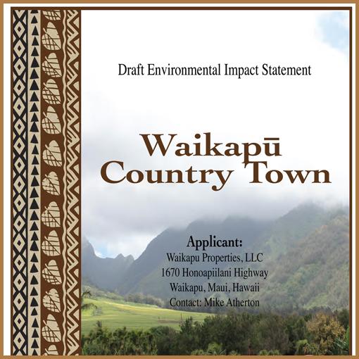 Draft Environmental Impact Statement - Published January, 2016