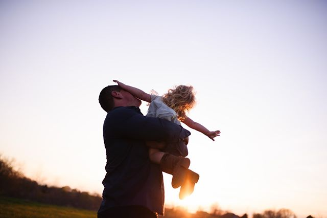 The best dads help you fly