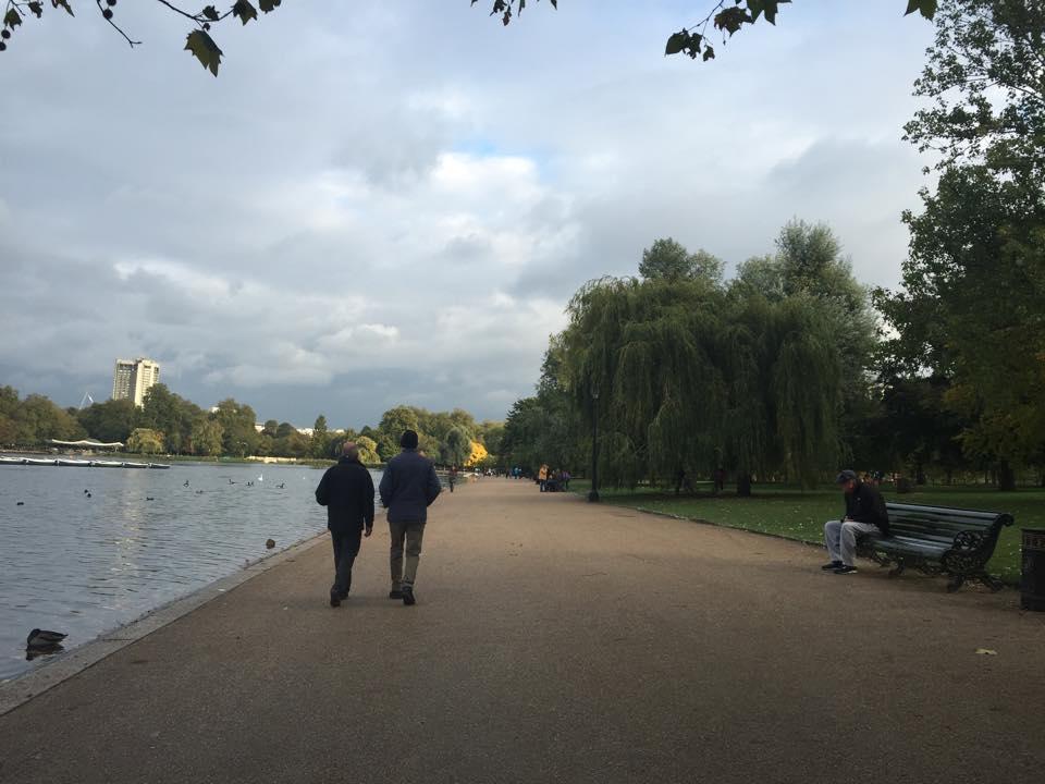 The Serpentine, Hyde Park