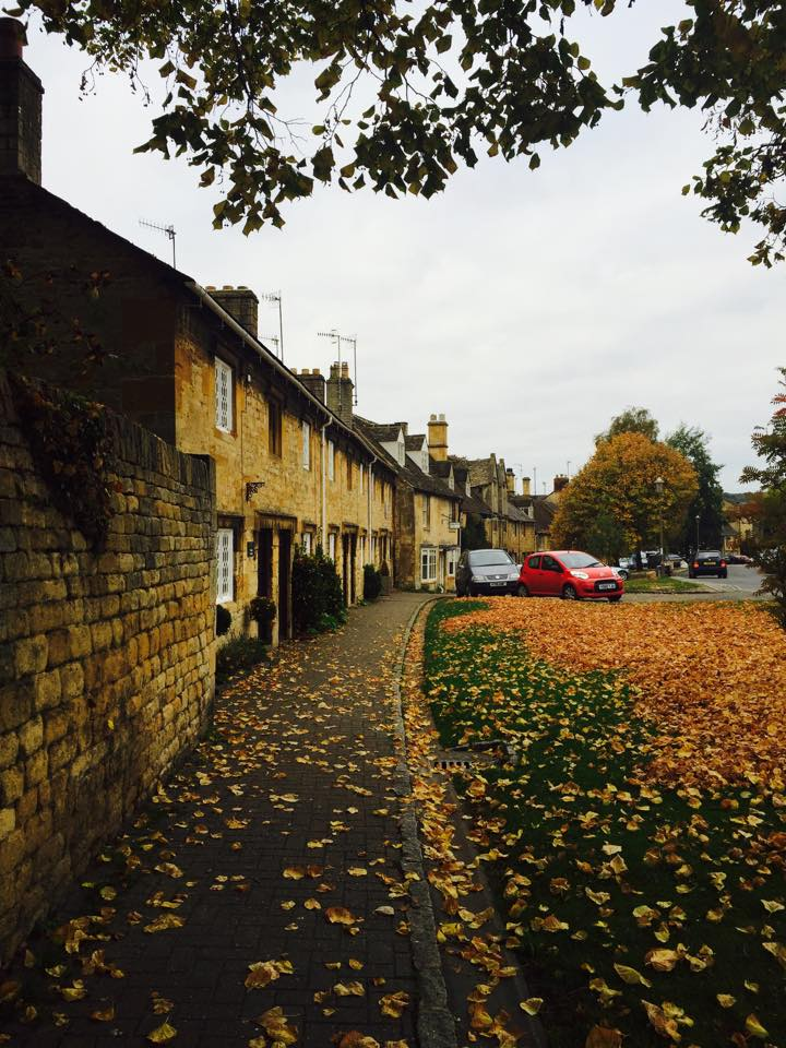 Homes along the Chipping Campden High street