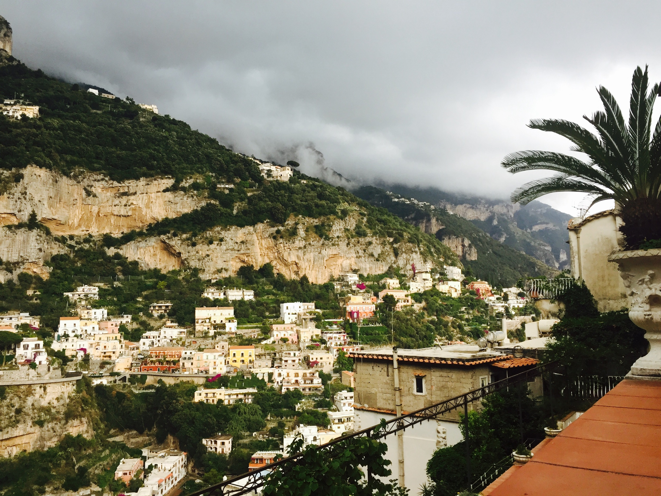 View from Villa Palumbo