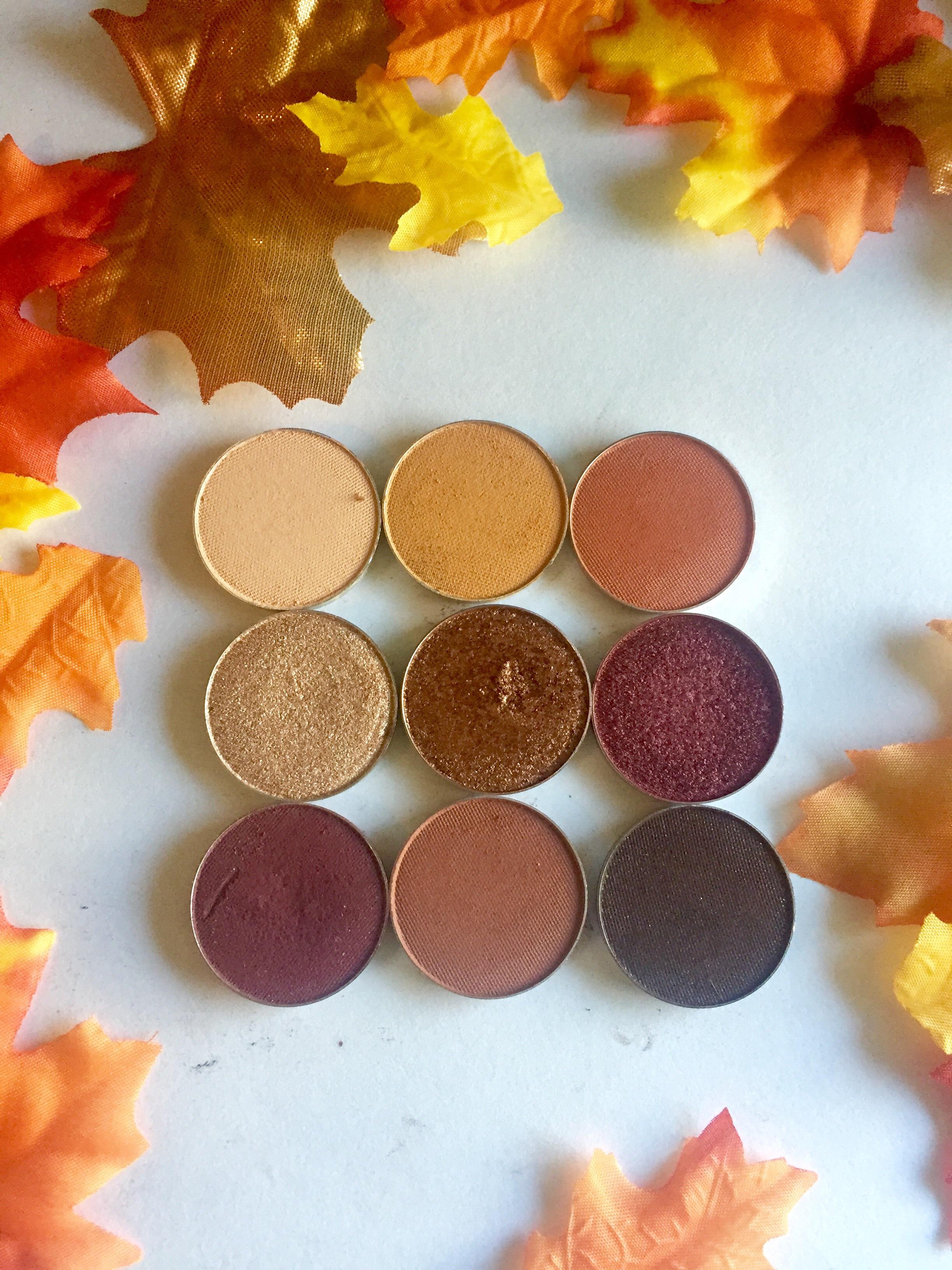 Makeup Geek Autumn Glow Bundle