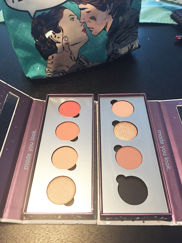 Blow Me Away Palette and Custom Palette