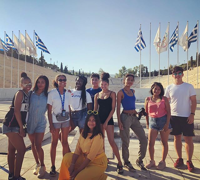 Future doctors, scientists, diplomats. Or maybe even an Olympian.  #kidsnculture #Greece #Thesekids