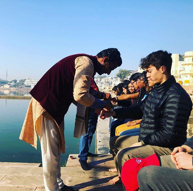 Pooja: Hindu Ritualistic Blessing #kidsnculture