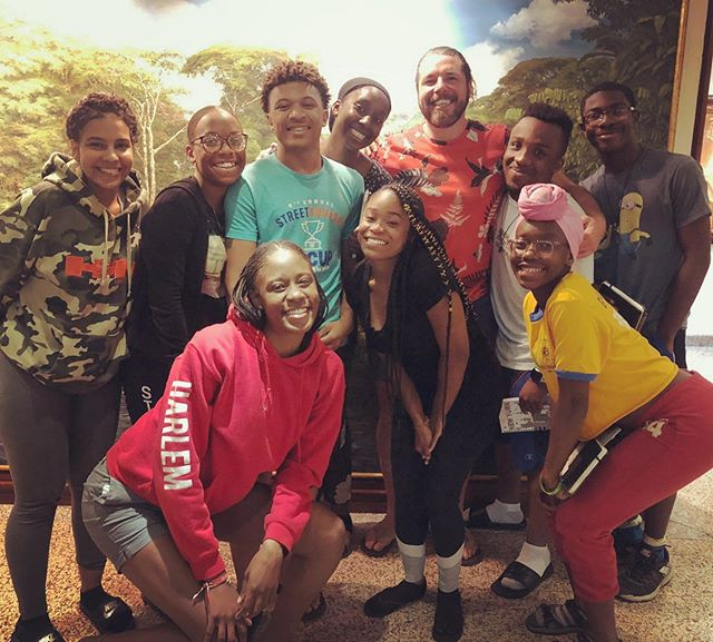 These grub eating, white water rafting, Spanish vocab learning students just came back from a life changing tour through #Ecuador. Keep an eye on kidsnculture.org for our upcoming 2020 applications! #kidsnculture