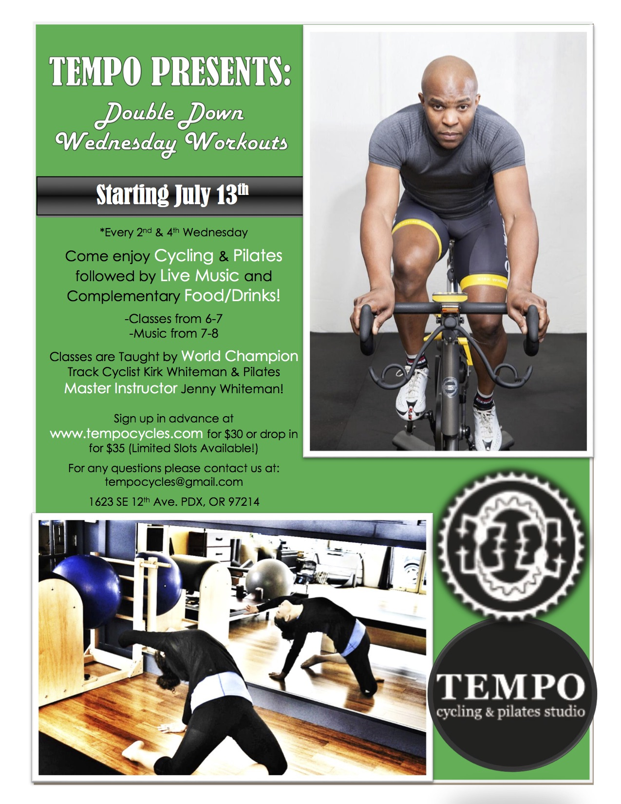 Tempo Cycle's Double Down