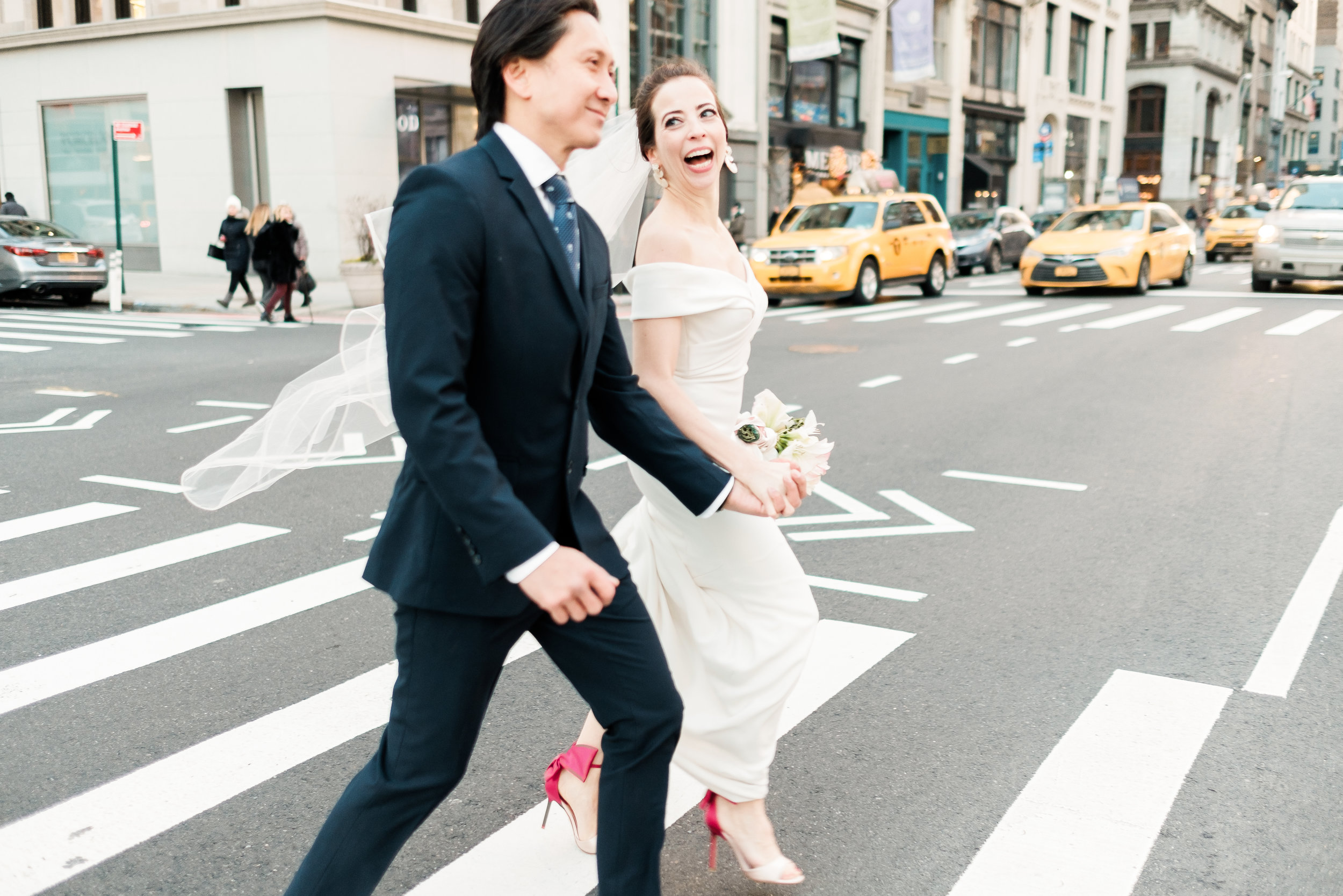 ANNIE + LEO  The Redbury Hotel Wedding