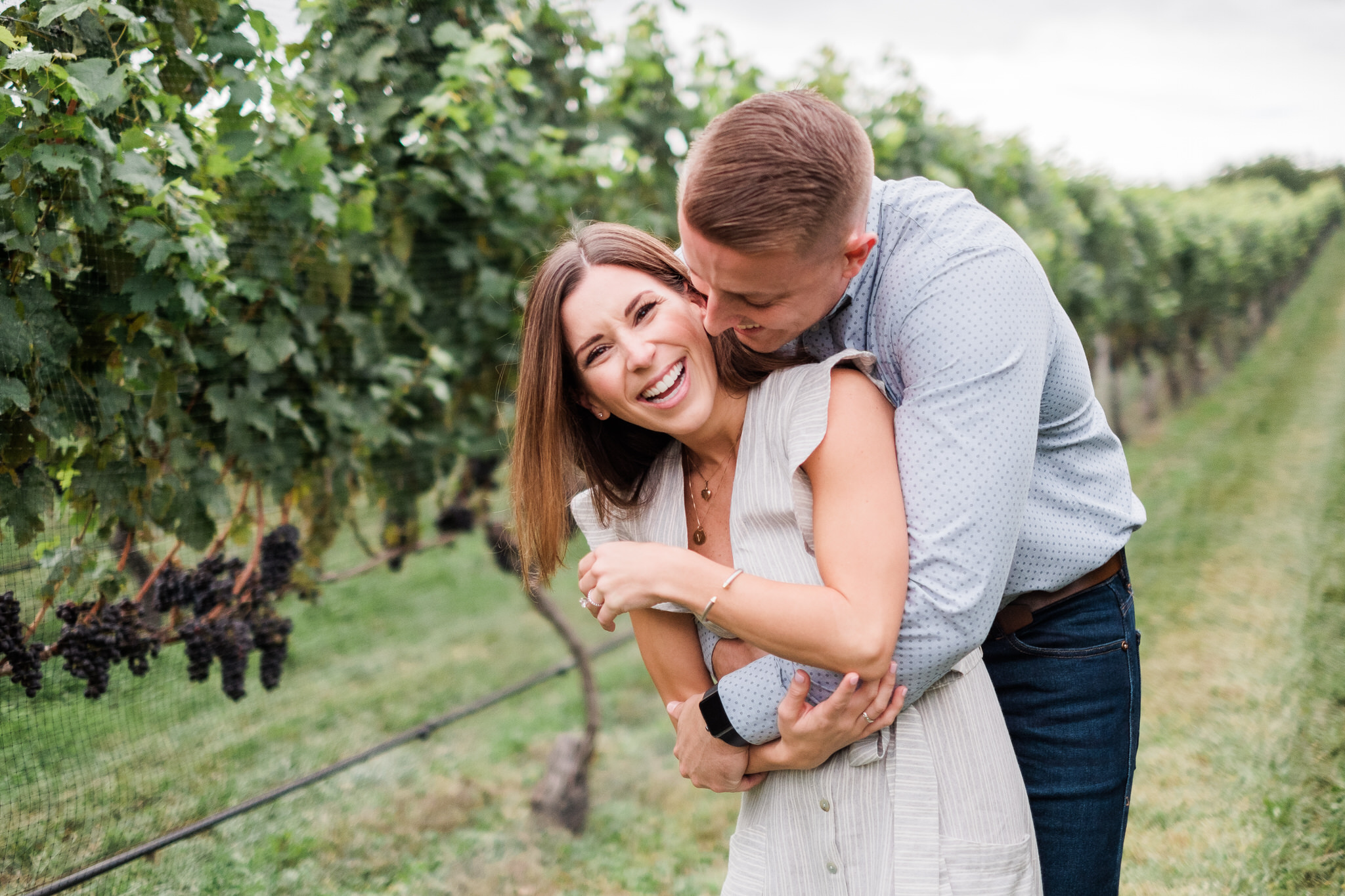 Victoria and Dan - Long Island Vineyard - Long Island Engagement Session - NYC Wedding Photographer - New York Wedding Photographer64.jpg