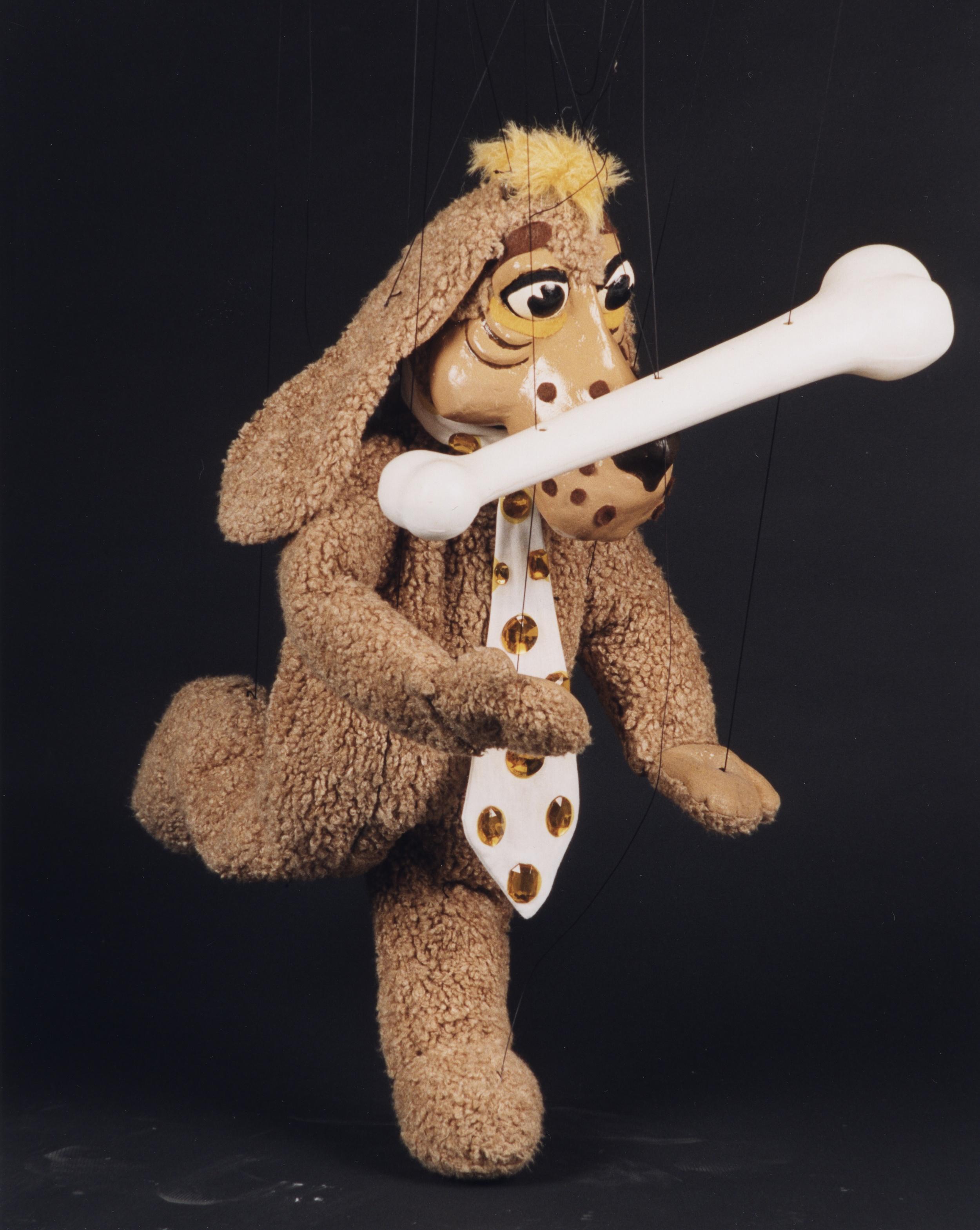 """Wayne Martin Puppets """"Elijah Dog"""""""