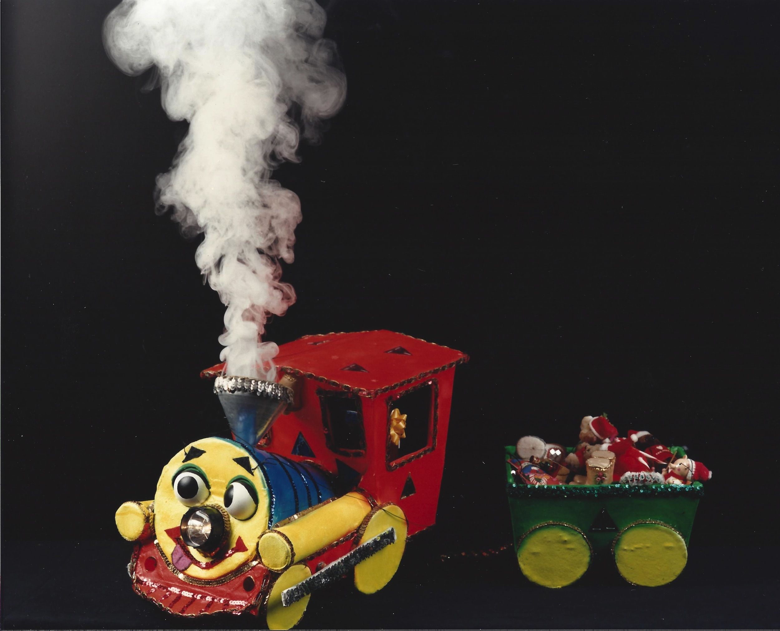 "Wayne Martin Puppets ""North Pole Express"""