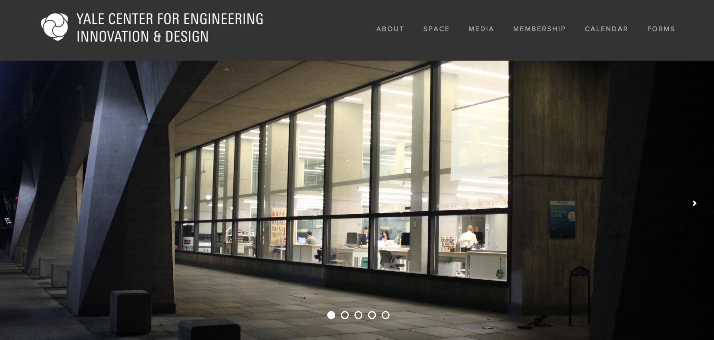 Copy of CEID Website homepage