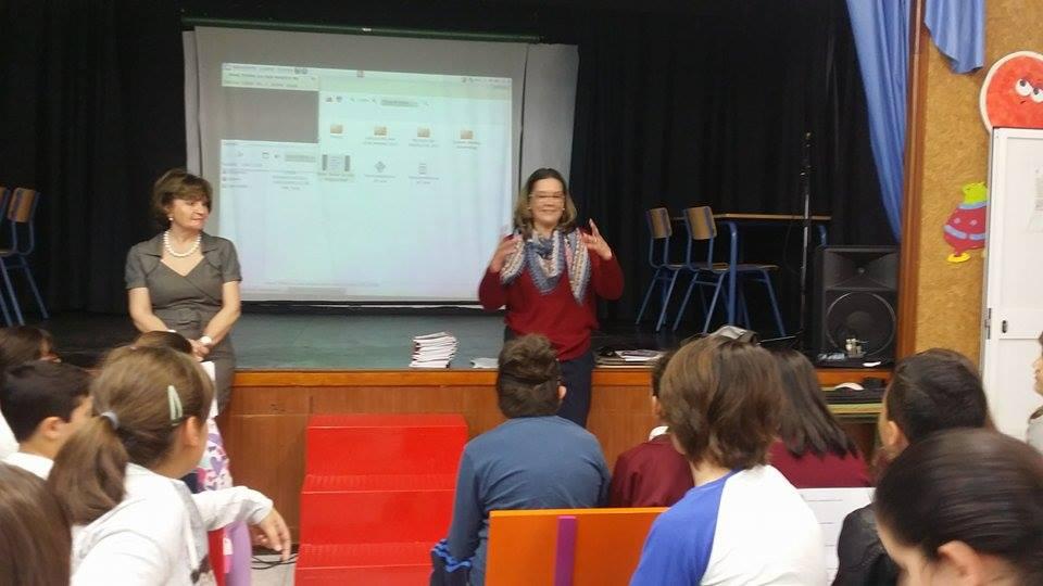 Mercedes Pinto Colegio Publico Tartessos Malaga 2