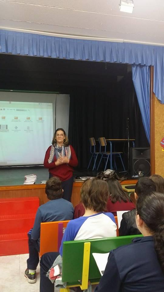 Mercedes Pinto Colegio Publico Tartessos Malaga 3