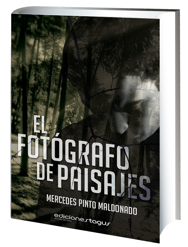 El fotografo de paisajes Mercedes Pinto Maldonado