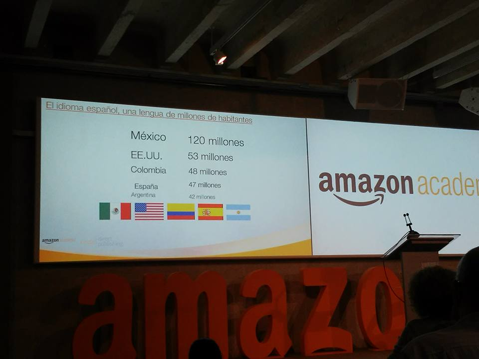 Mercedes Pinto Maldonado I Encuentro Autores Independientes Amazon - 3