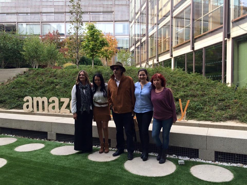 Mercedes Pinto Maldonado I Encuentro Autores Independientes Amazon - 7