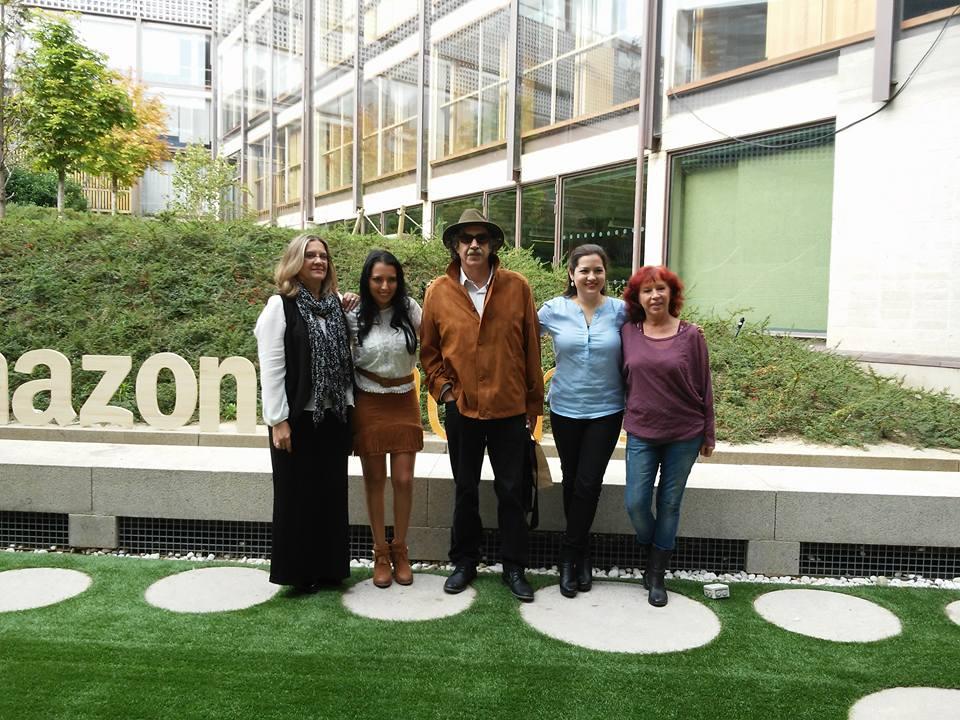 Mercedes Pinto Maldonado I Encuentro Autores Independientes Amazon - 14