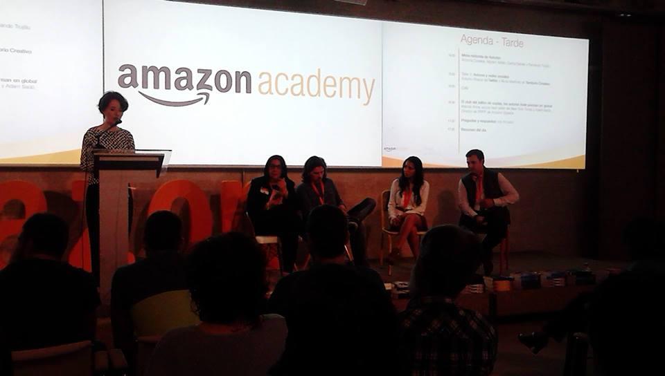 Mercedes Pinto Maldonado I Encuentro Autores Independientes Amazon - 15