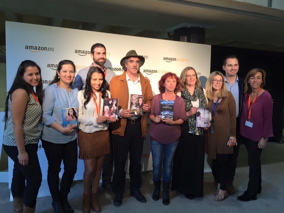 Mercedes Pinto Maldonado I Encuentro Autores Independientes Amazon - 16