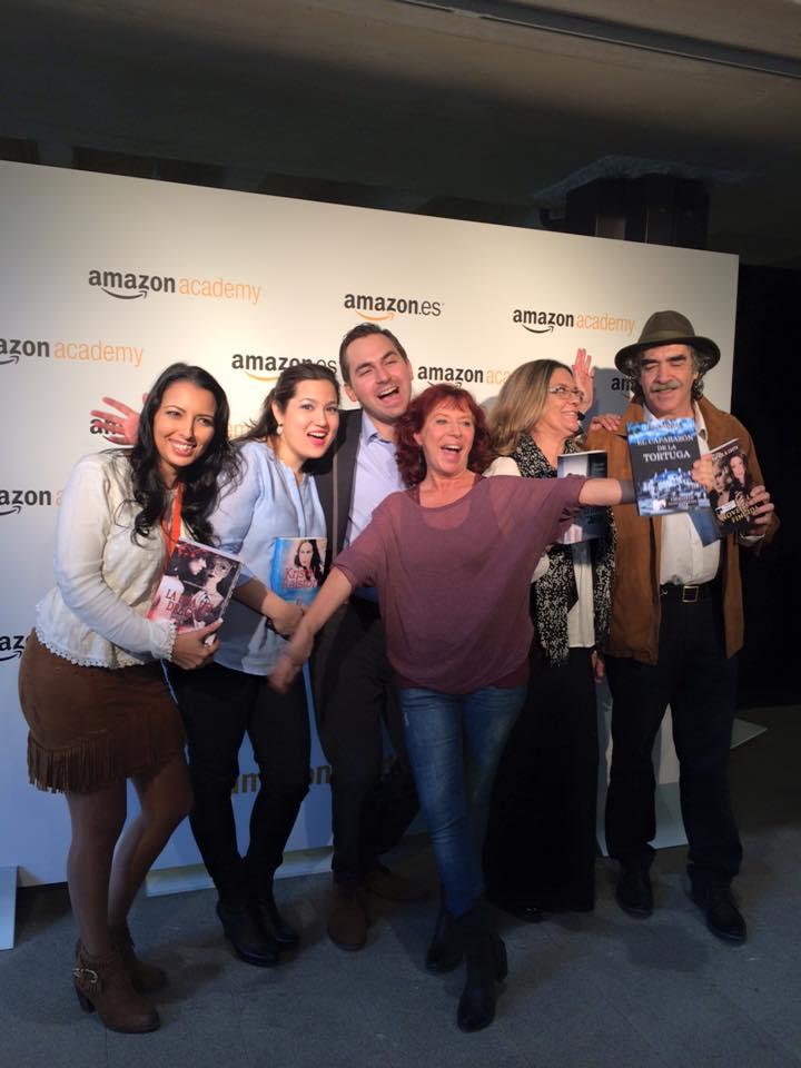 Mercedes Pinto Maldonado I Encuentro Autores Independientes Amazon - 17