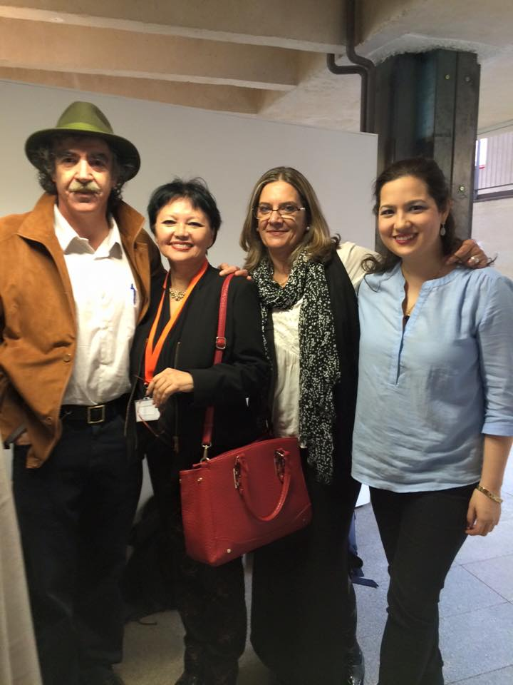 Mercedes Pinto Maldonado I Encuentro Autores Independientes Amazon - 19