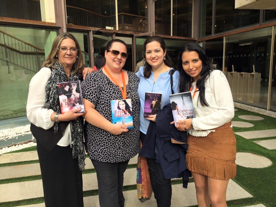 Mercedes Pinto Maldonado I Encuentro Autores Independientes Amazon - 20