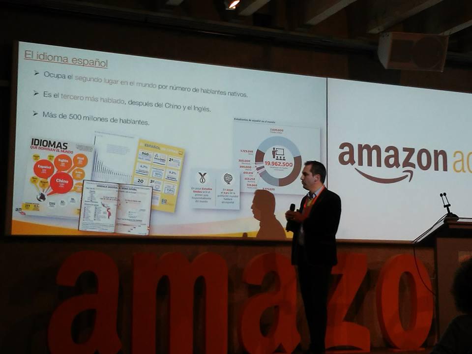 Mercedes Pinto Maldonado I Encuentro Autores Independientes Amazon - 21