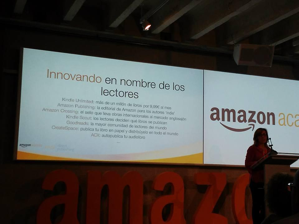 Mercedes Pinto Maldonado I Encuentro Autores Independientes Amazon - 24