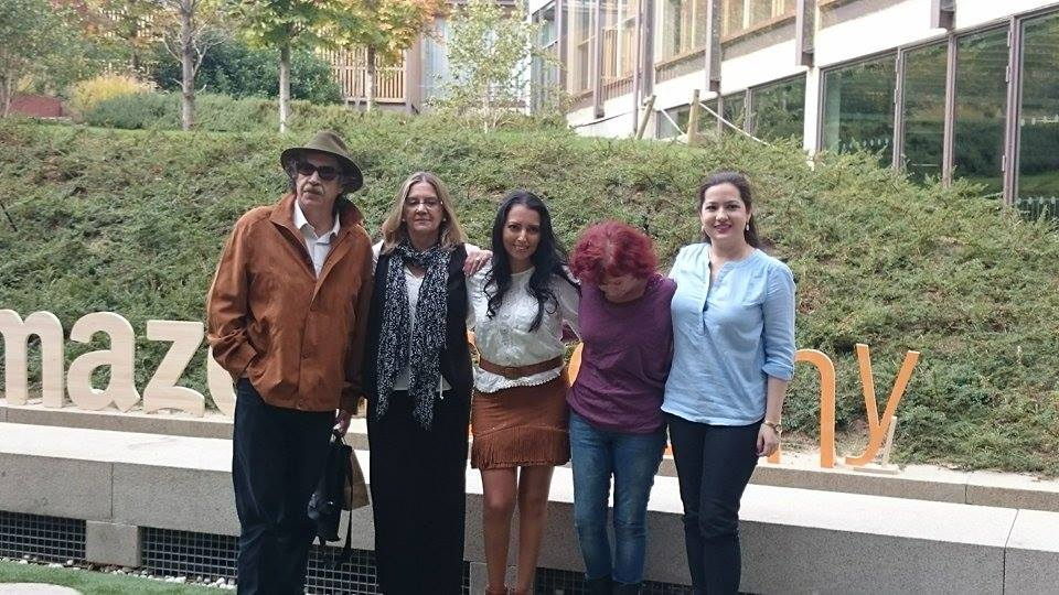 Mercedes Pinto Maldonado I Encuentro Autores Independientes Amazon - 30