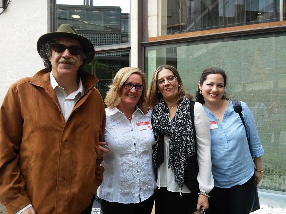 Mercedes Pinto Maldonado I Encuentro Autores Independientes Amazon - 38