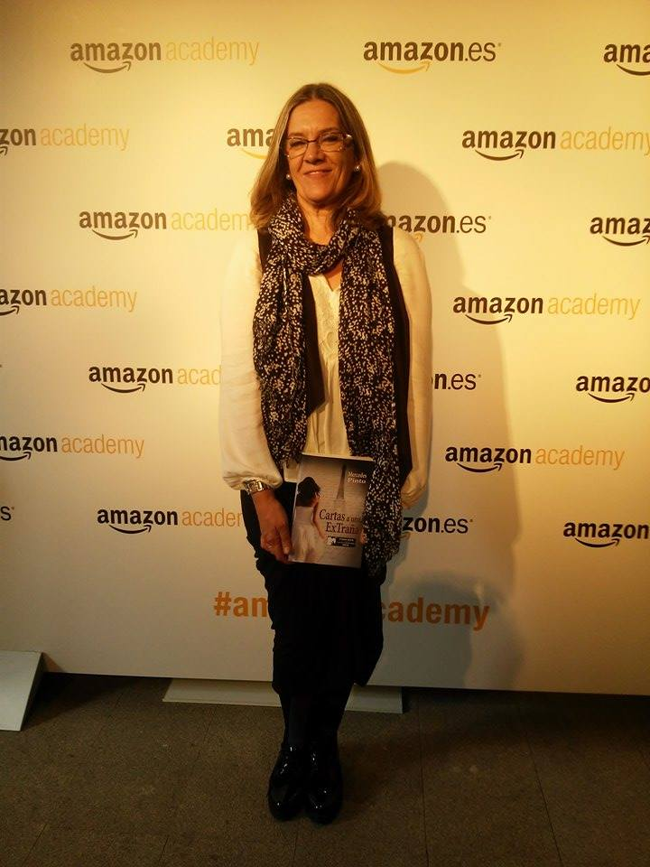 Mercedes Pinto Maldonado I Encuentro Autores Independientes Amazon - 48