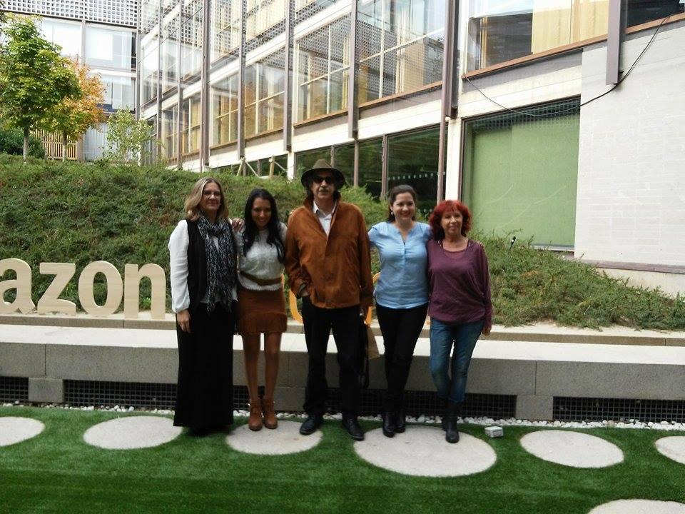 Mercedes Pinto Maldonado I Encuentro Autores Independientes Amazon - 49