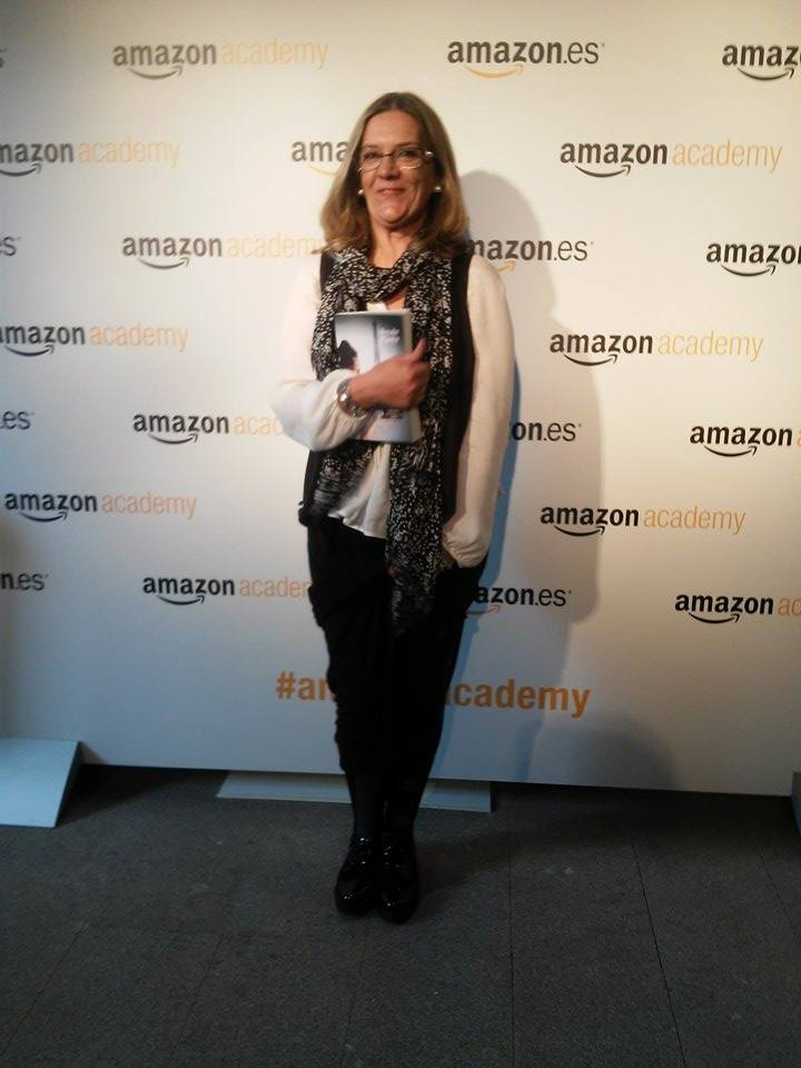 Mercedes Pinto Maldonado I Encuentro Autores Independientes Amazon - 59