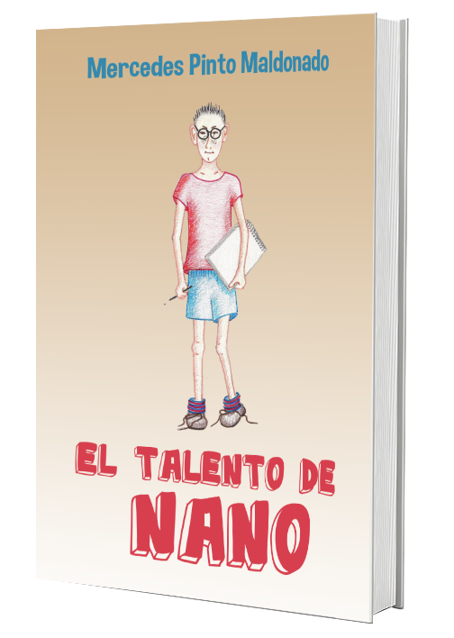 El talento de Nano Mercedes Pinto Maldonado
