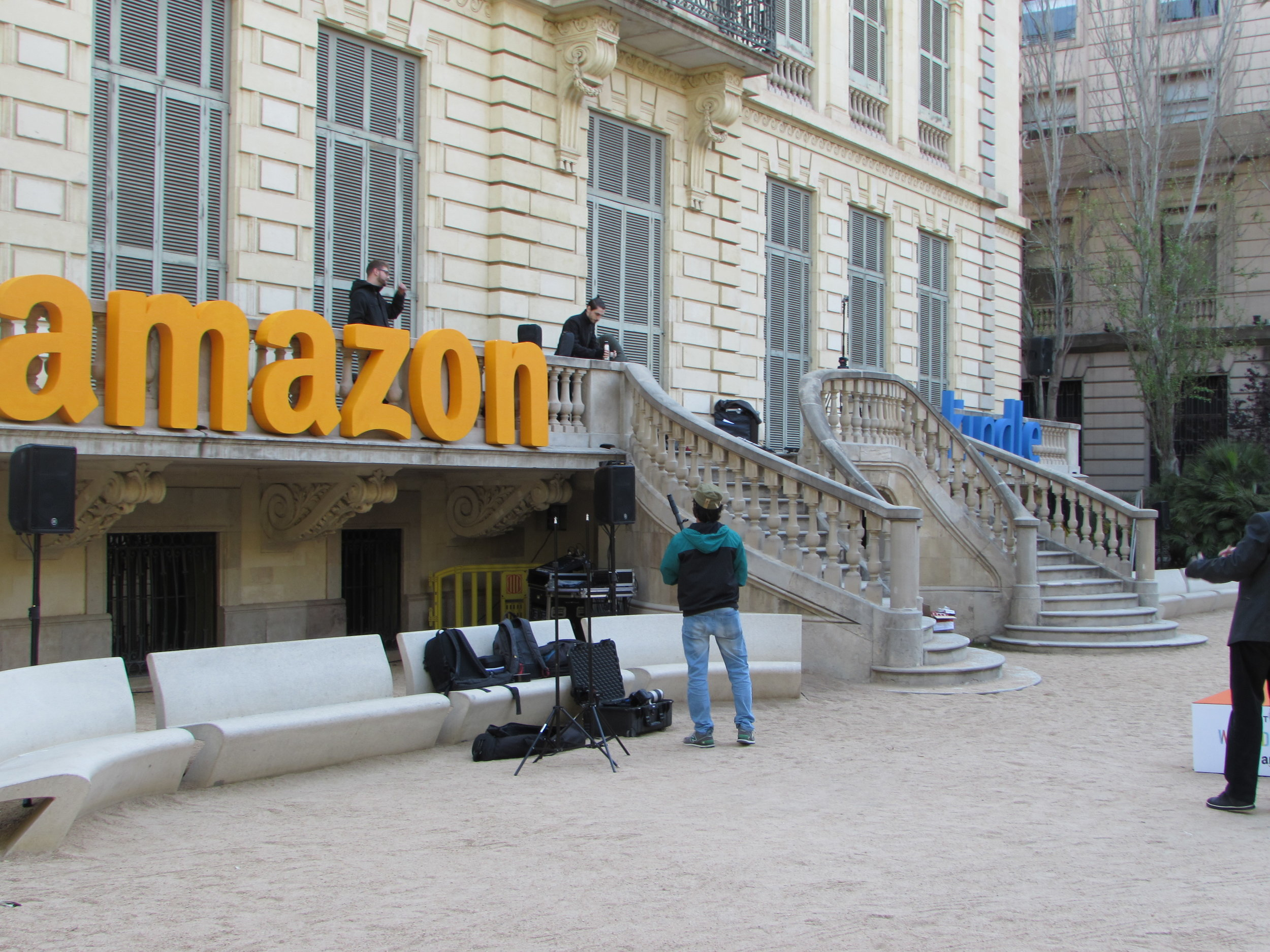 Paseo de la Fama de la literatura Amazon