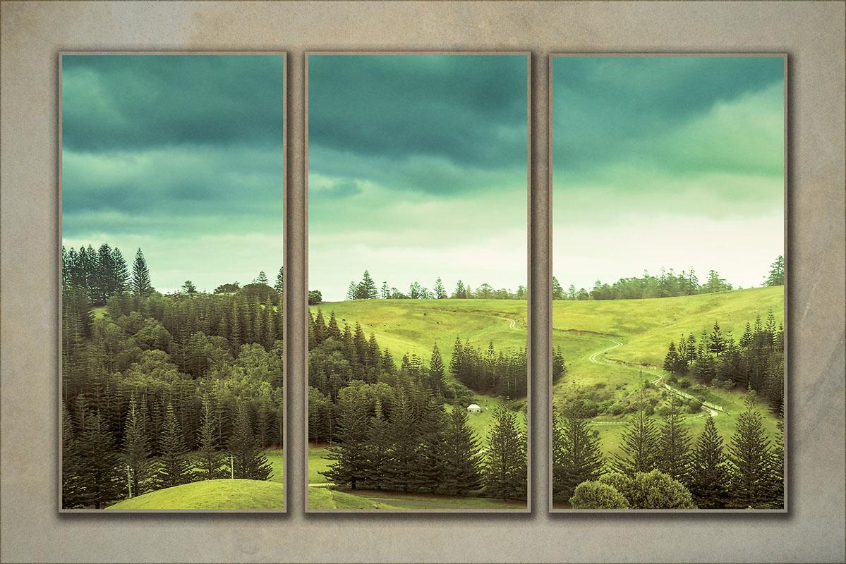 Norfolk Island Triptych