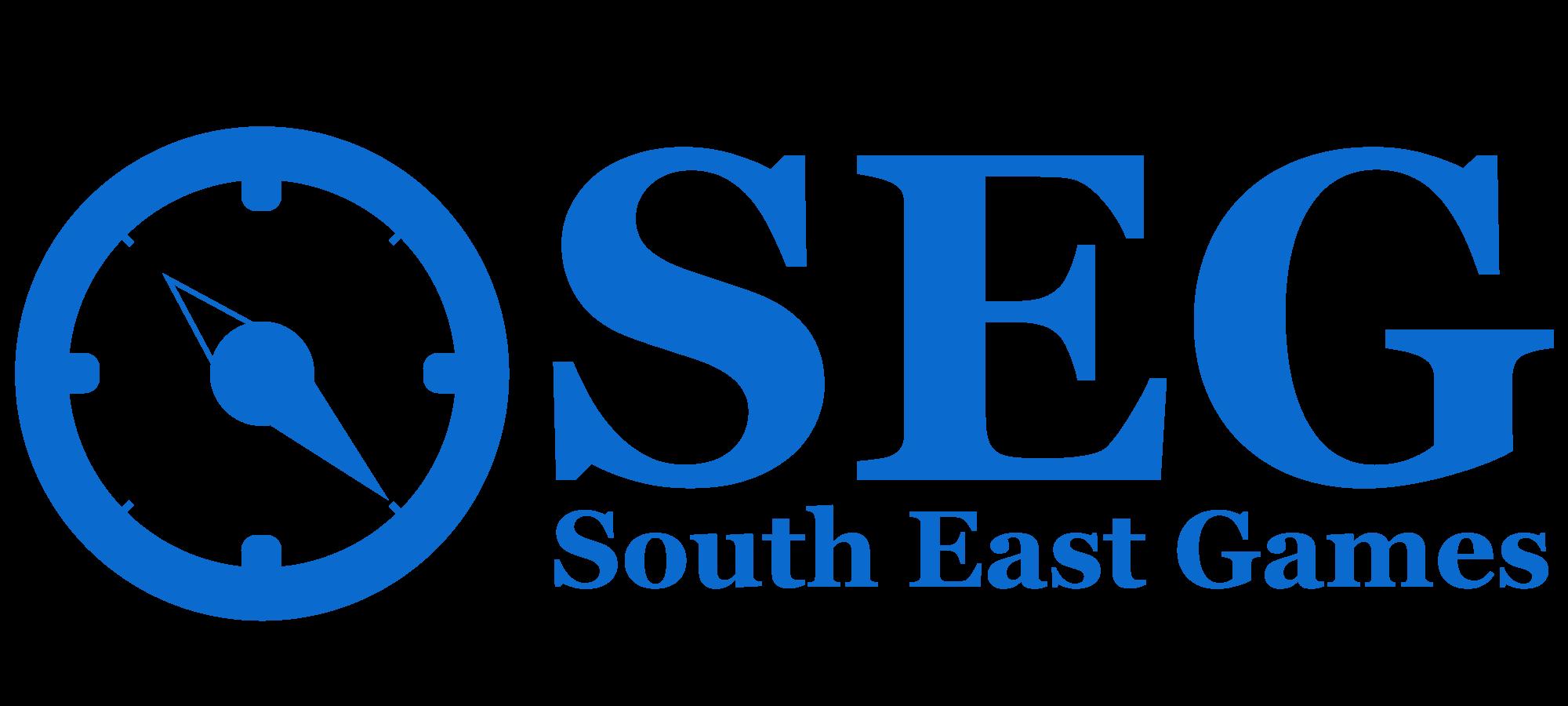 South East Games Full Logo