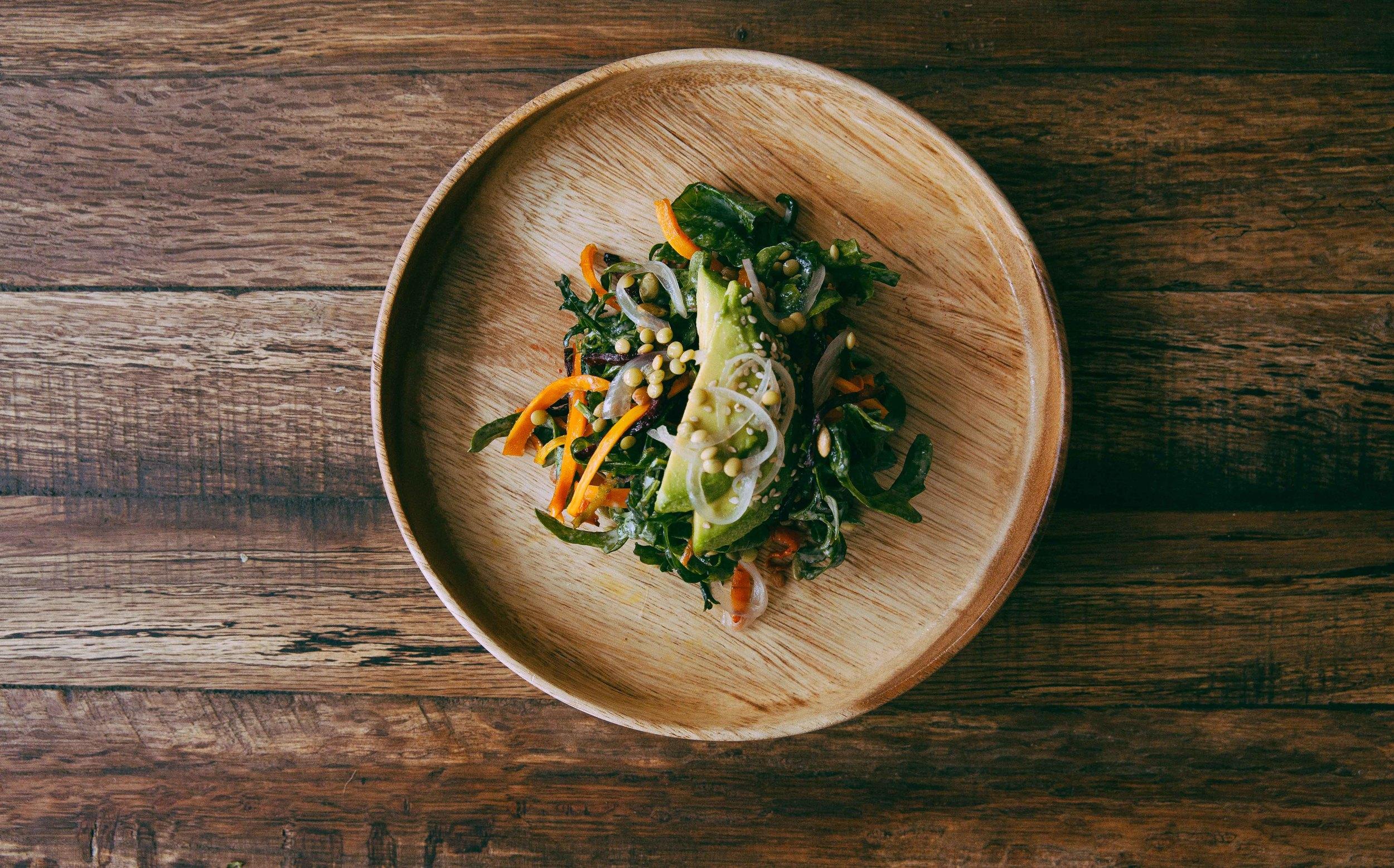 personal, chef, healthy, nutritious, meals, lentil salad 6