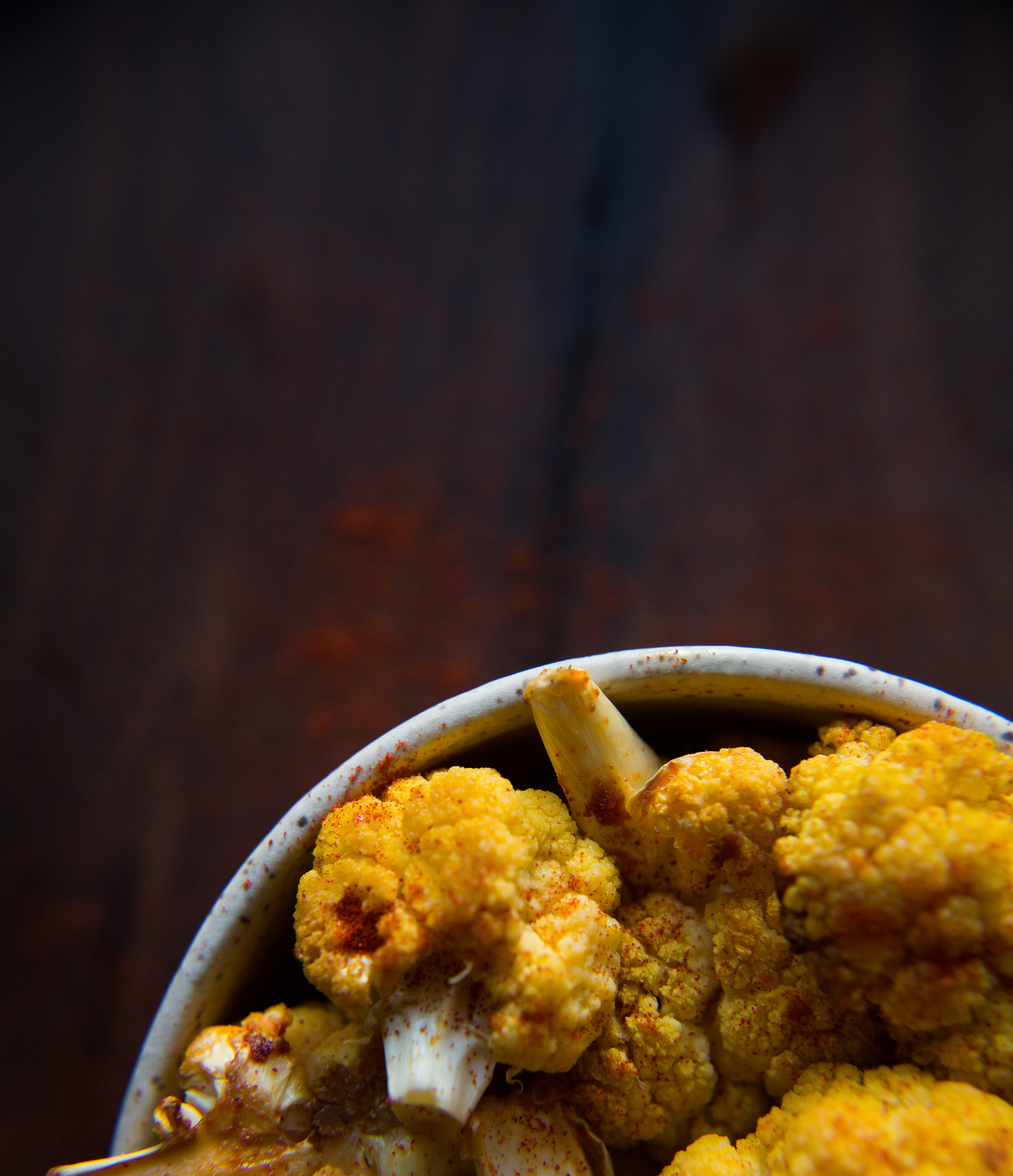 personal, chef, healthy, nutritious, meals, curry cauliflower 3