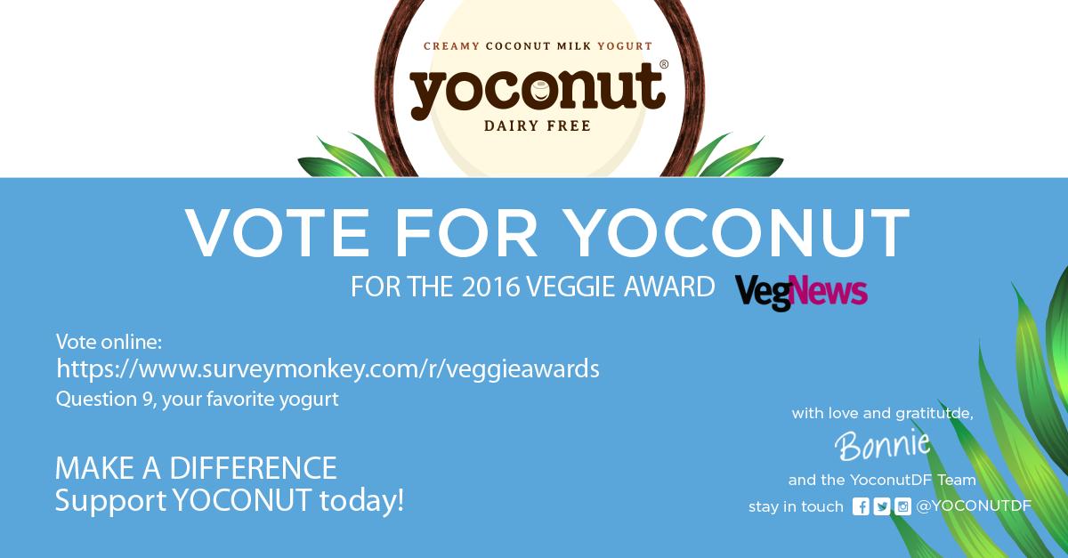 2016 Veggie Award