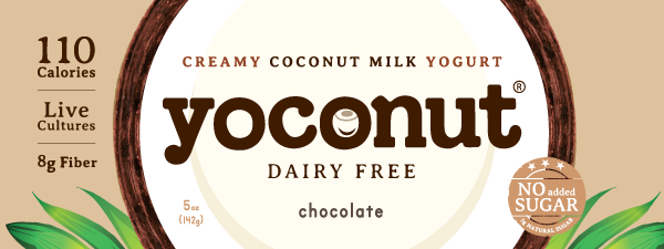Coconut Yogurt Chocolate