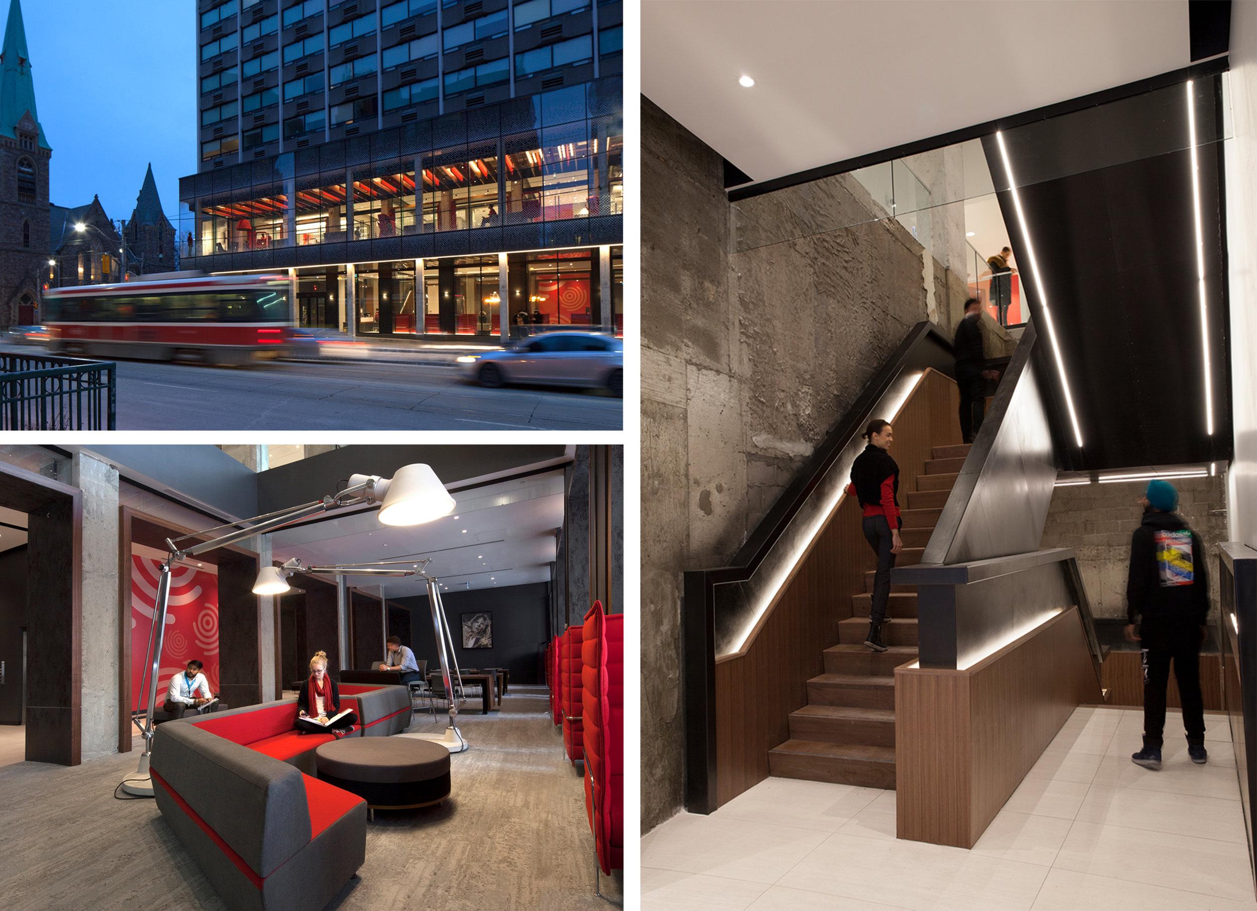 Ies Toronto Interior Lighting Design Award For Parkside