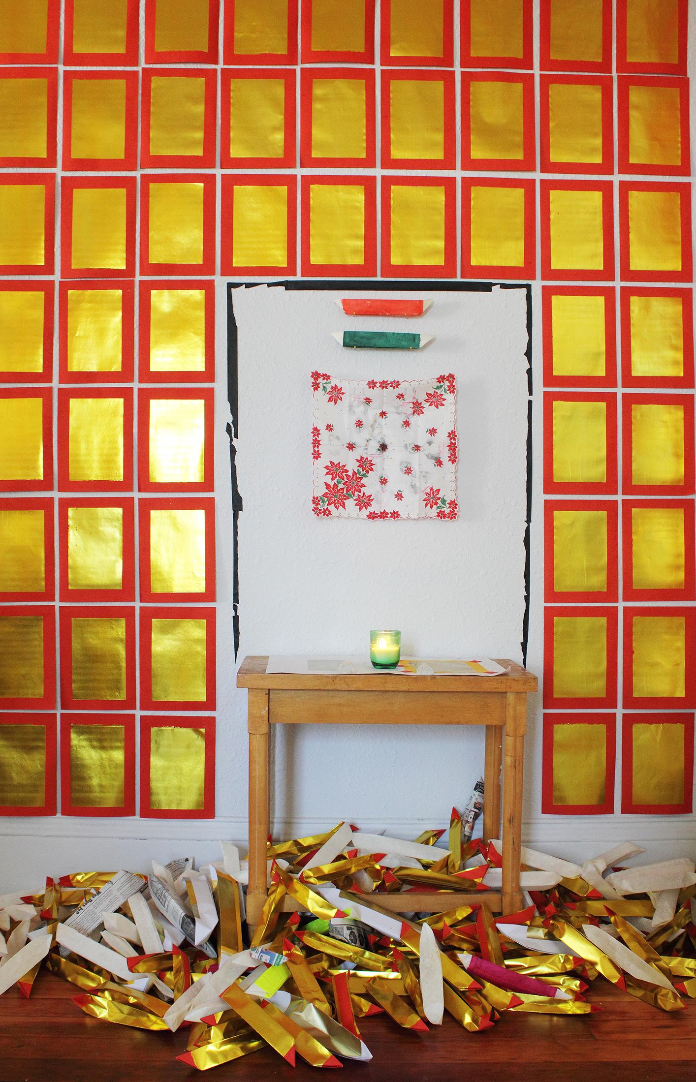 Tsev Hmoob #1, Hmong house #1