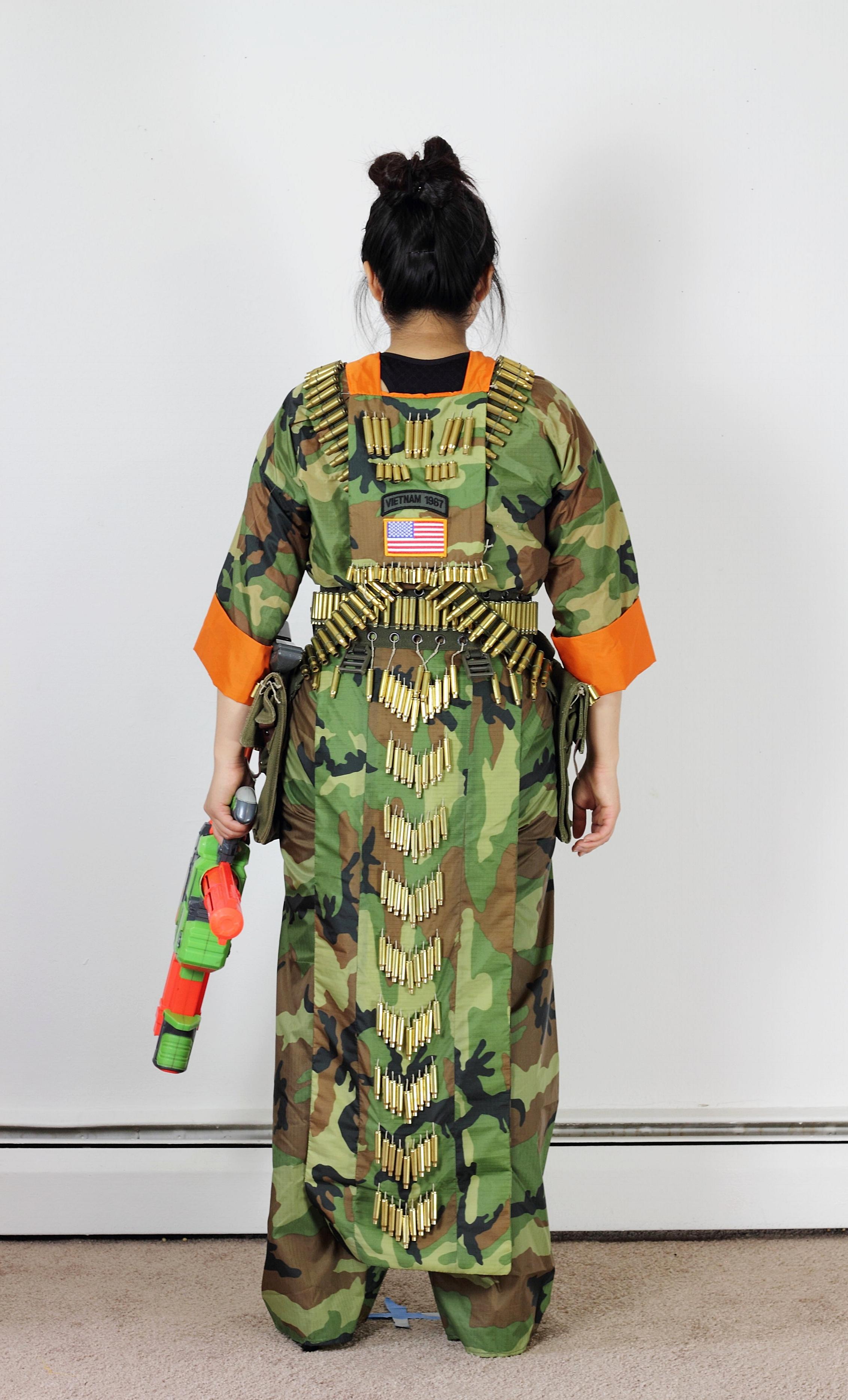 Hmong clothes #1, Khaub ncaws hmoob #1