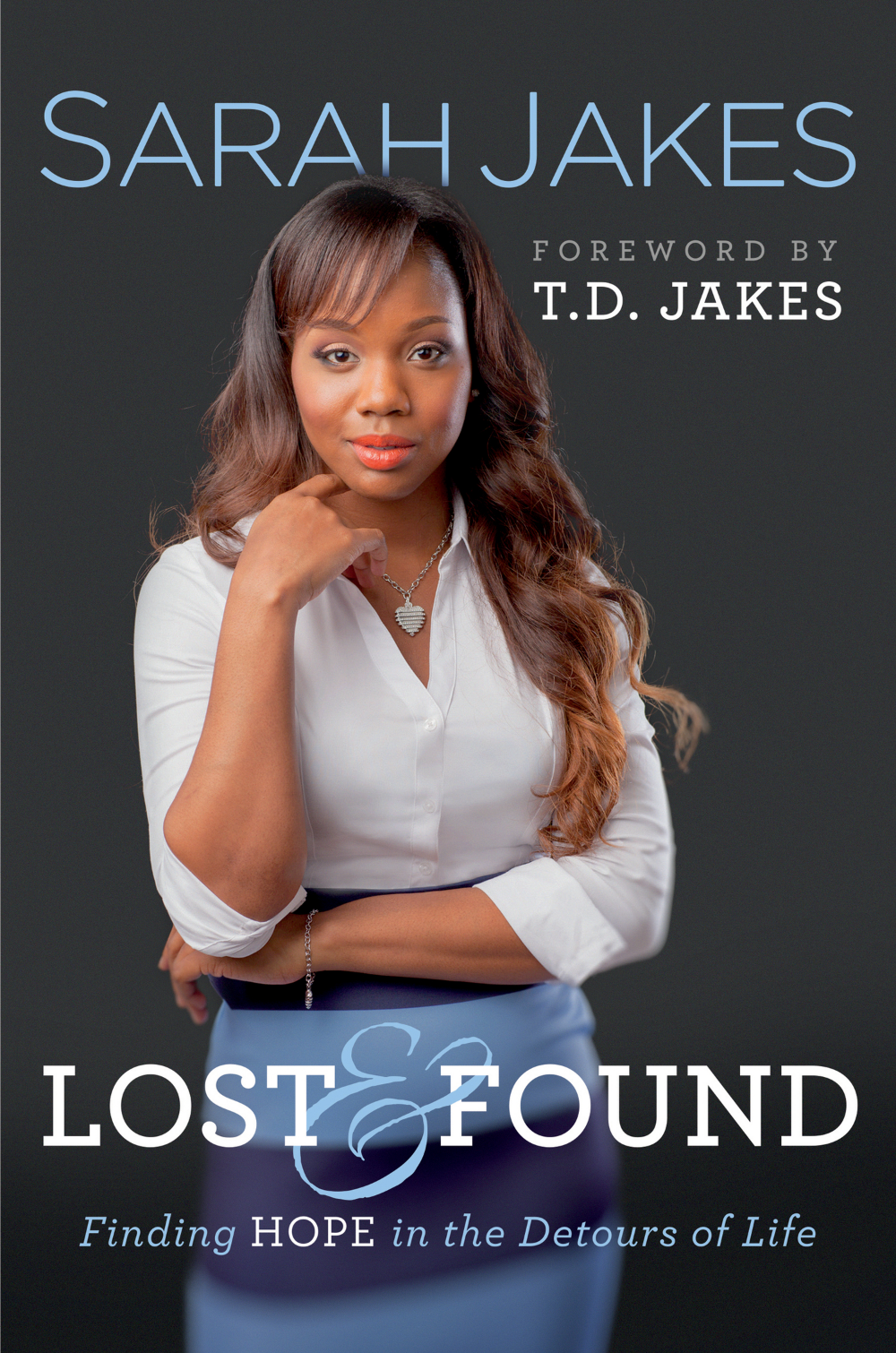 Like every girl, Sarah Jakes dreamed of a life full of love, laughter, and happy endings. But her dreams changed dramatically when she became pregnant at age thirteen, a reality only compounded by the fact that her father, Bishop T.D. Jakes, was one of the most influential megachurch pastors in the nation. As a teen mom and a high-profile preacher's kid, her road was lonely. She was shunned at school, gossiped about at church. And a few years later, when a fairy-tale marriage ended in a spiral of hurt and rejection, she could have let her pain dictate her future.    Instead, she found herself surrounded by a God she'd given up on, crashing headlong with Him into a destiny she'd never dreamed of. Sarah's captivating story, unflinchingly honest and deeply vulnerable, is a vivid reminder that God can turn even the deepest pain into His perfection.    More than a memoir,  Lost and Found  offers hope and encouragement. Perhaps you, like Sarah, find yourself wandering the detours of life. Regardless of how lost you feel, you, too, can be found.
